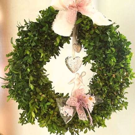green-wreaths-for-front-door