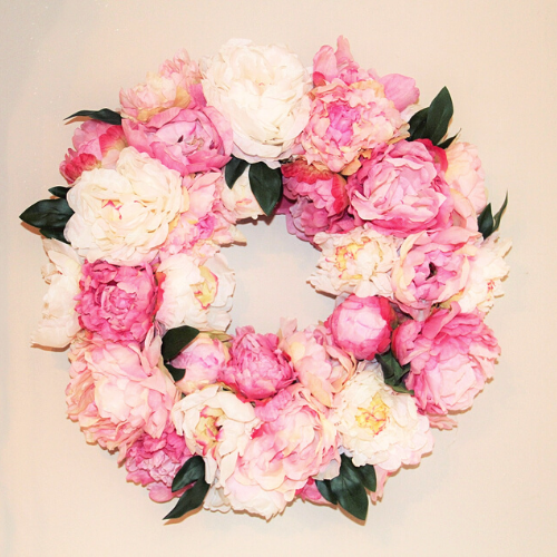 pink-and-white-spring-wreath