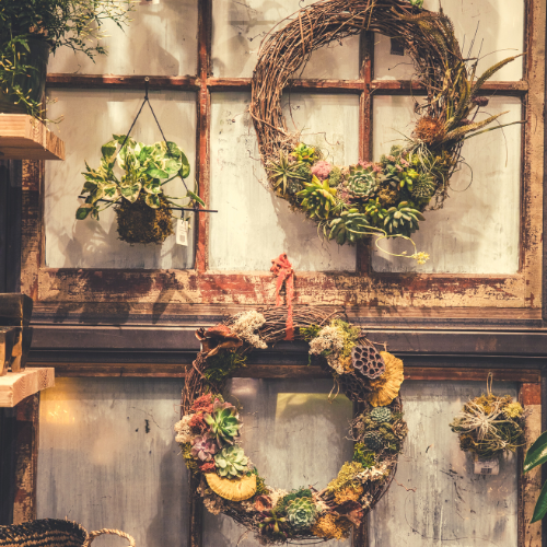 succulent-wreaths