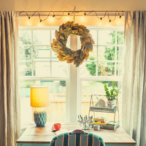 wreath-over-window