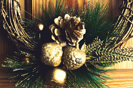 glam-wreath